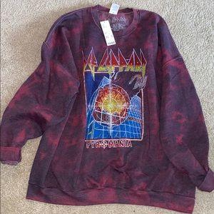 Urban sweatshirt NWT
